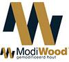 Modiwood dakrandbekleding
